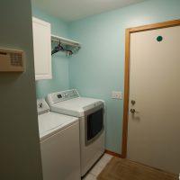 custom laundry room